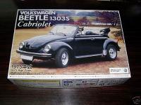CARRO VW FUSCA BEATLE MOD 1303S 1975 ESC.: 1/24