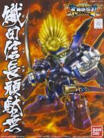 Bandai Gundam BB#344 Oda Nobunaga Gundam Senshi Sangoku
