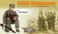 FIGURA DE SOLDADO MARINER JOSH MASON SHOTGUNNER IIWW ESC.: 1/6