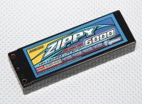 BATERIA RECARREGAVEL LIPO 2S 7,4V 6000mah 35C FLIGHTMAX ZIPPY HARD CASE