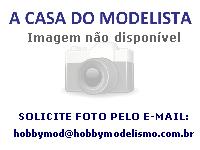 PINÇA CURVA PONTA FINA COMP.: 160mm AÇO INOX 420