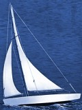 VELEIRO LIVRE ACE SLOOP SAILBOAT 432mm